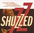 SHUZZED CD Cover