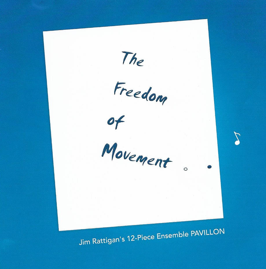 The Freedom of Movement CD cover